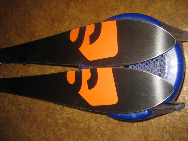 Лыжи Salomon BBR 169
