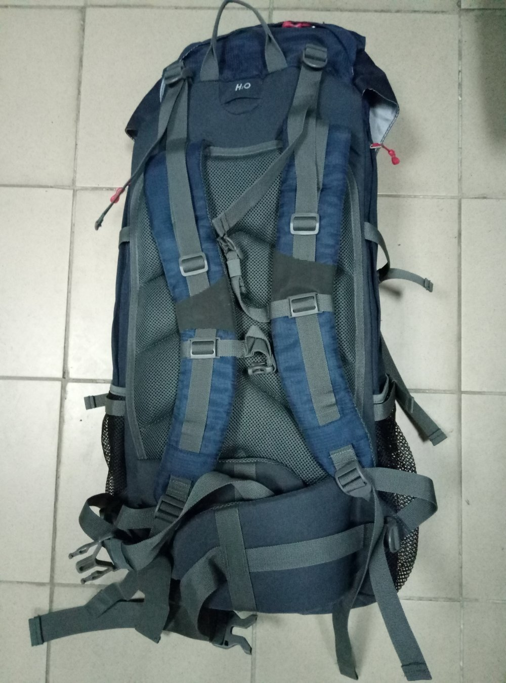 Рюкзак Terra Peak Hiker 65+10L