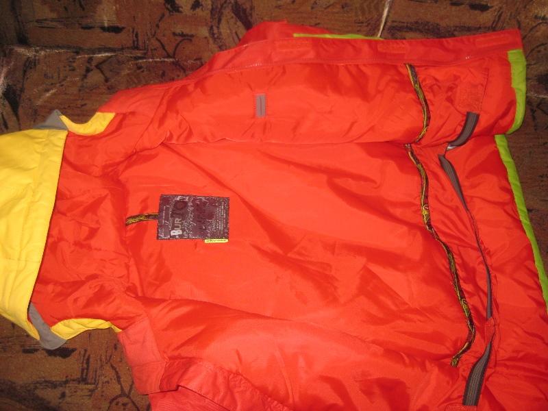 Куртка горнолыжная BURTON