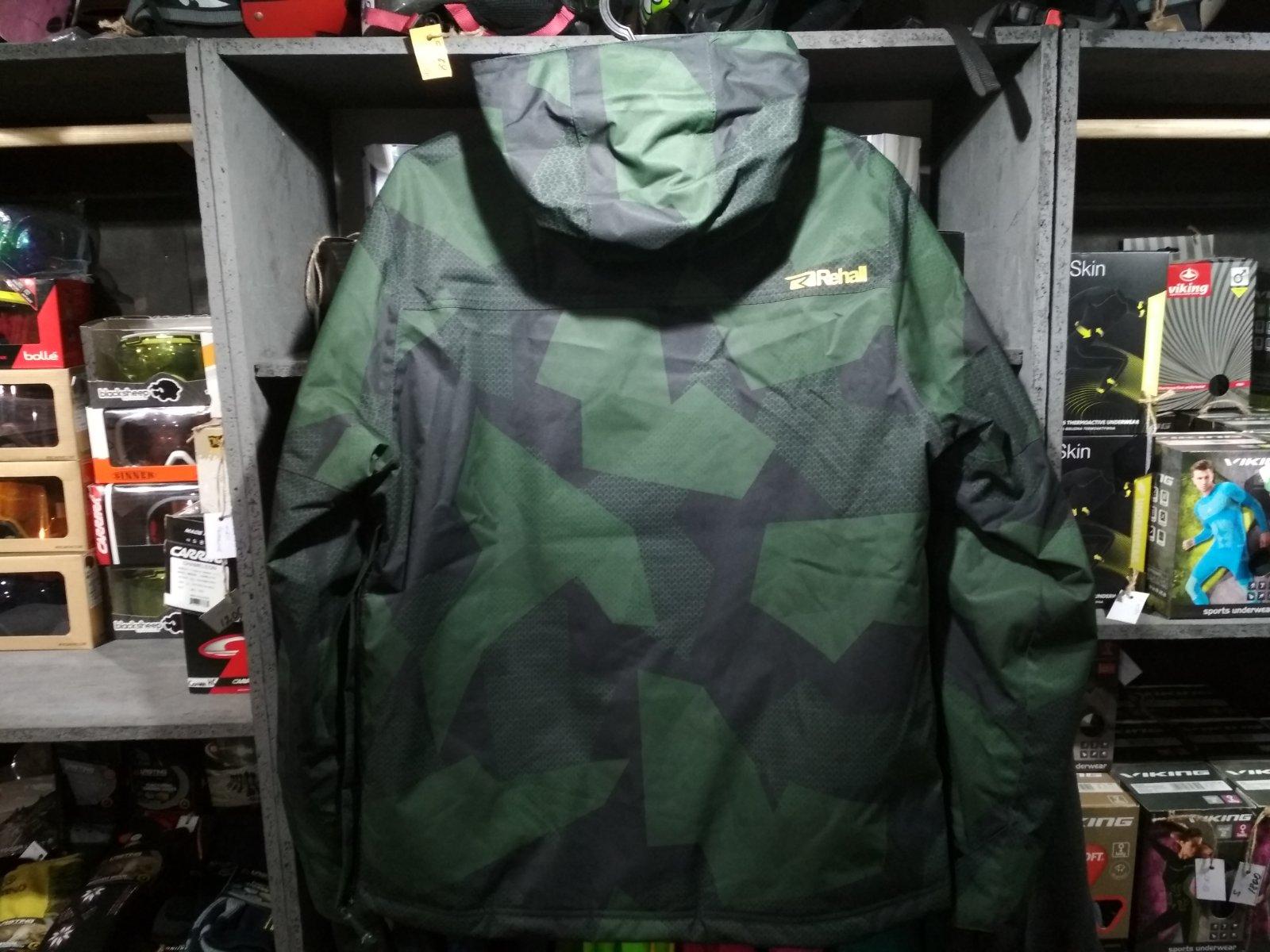 Куртка горнолыжная Rehall CARL-R мужская