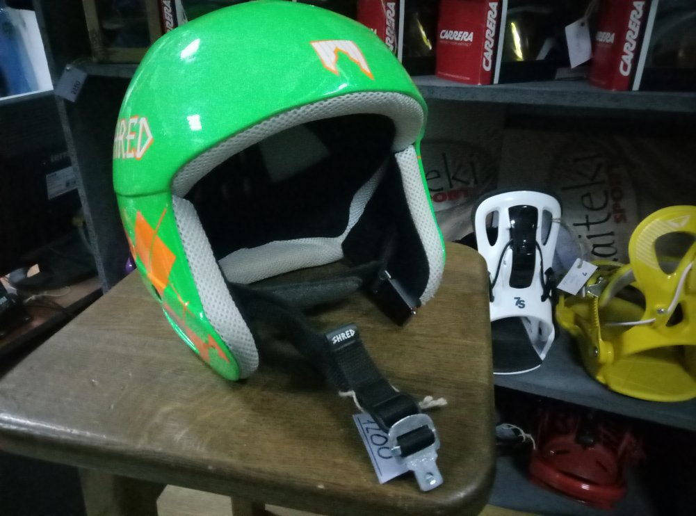 Шлем горнолыжный SHRED
