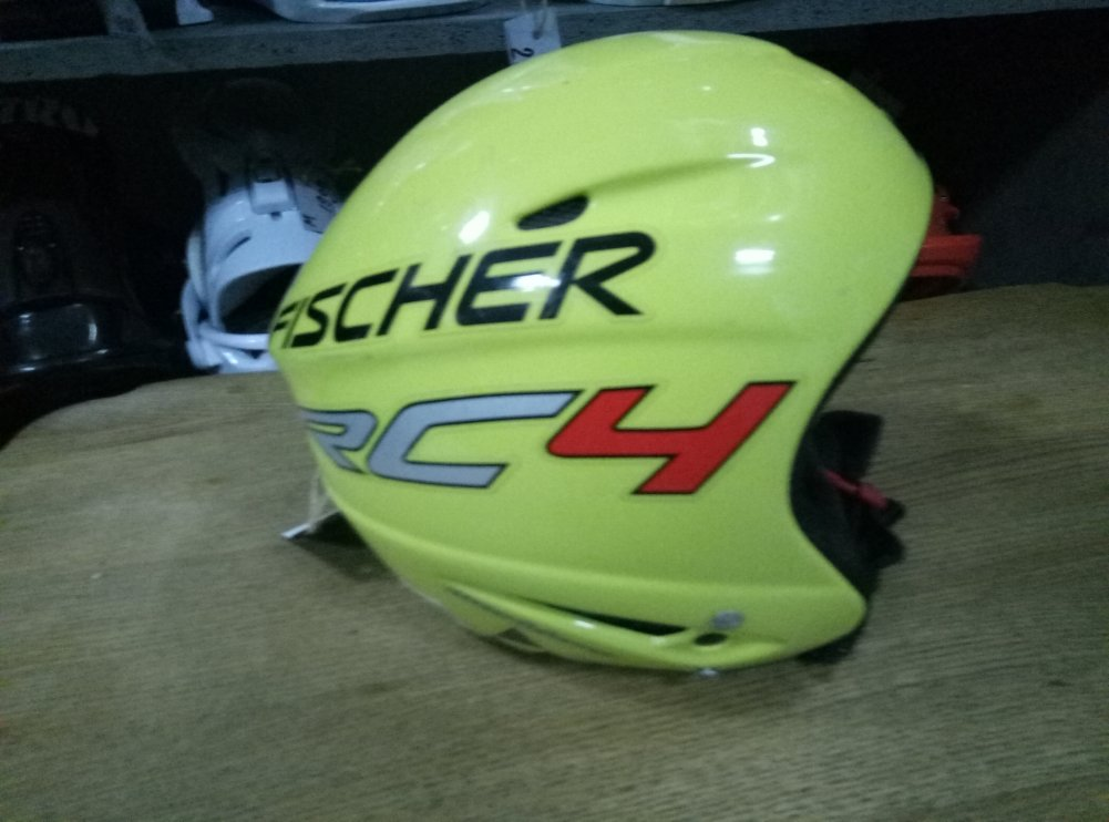 Шлем горнолыжный FISHER детский