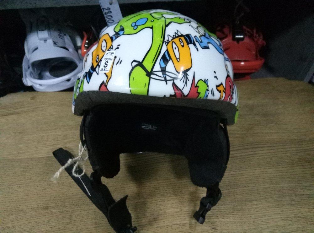 Шлем горнолыжный SMITHS детский