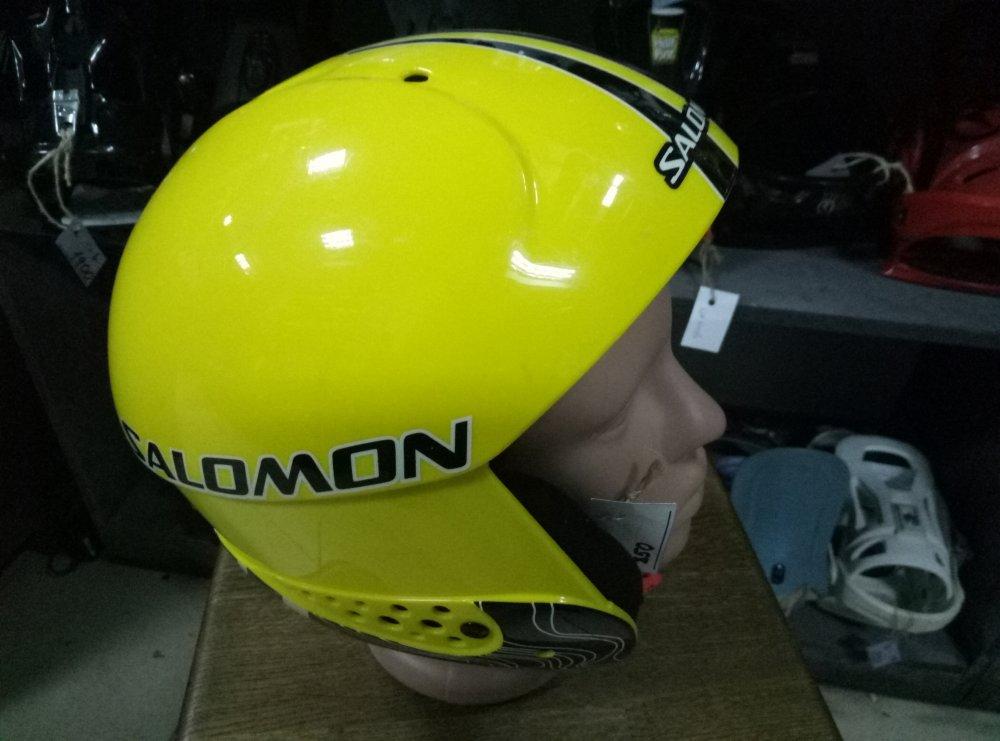Шлем горнолыжный SALOMON