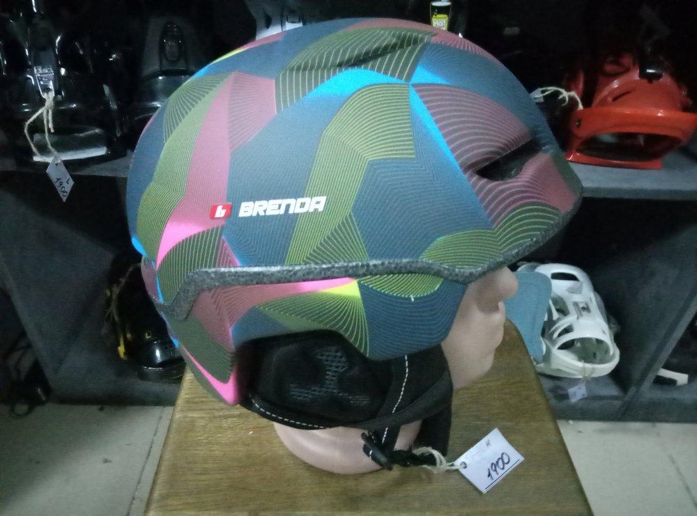 Шлем горнолыжный BRENDA