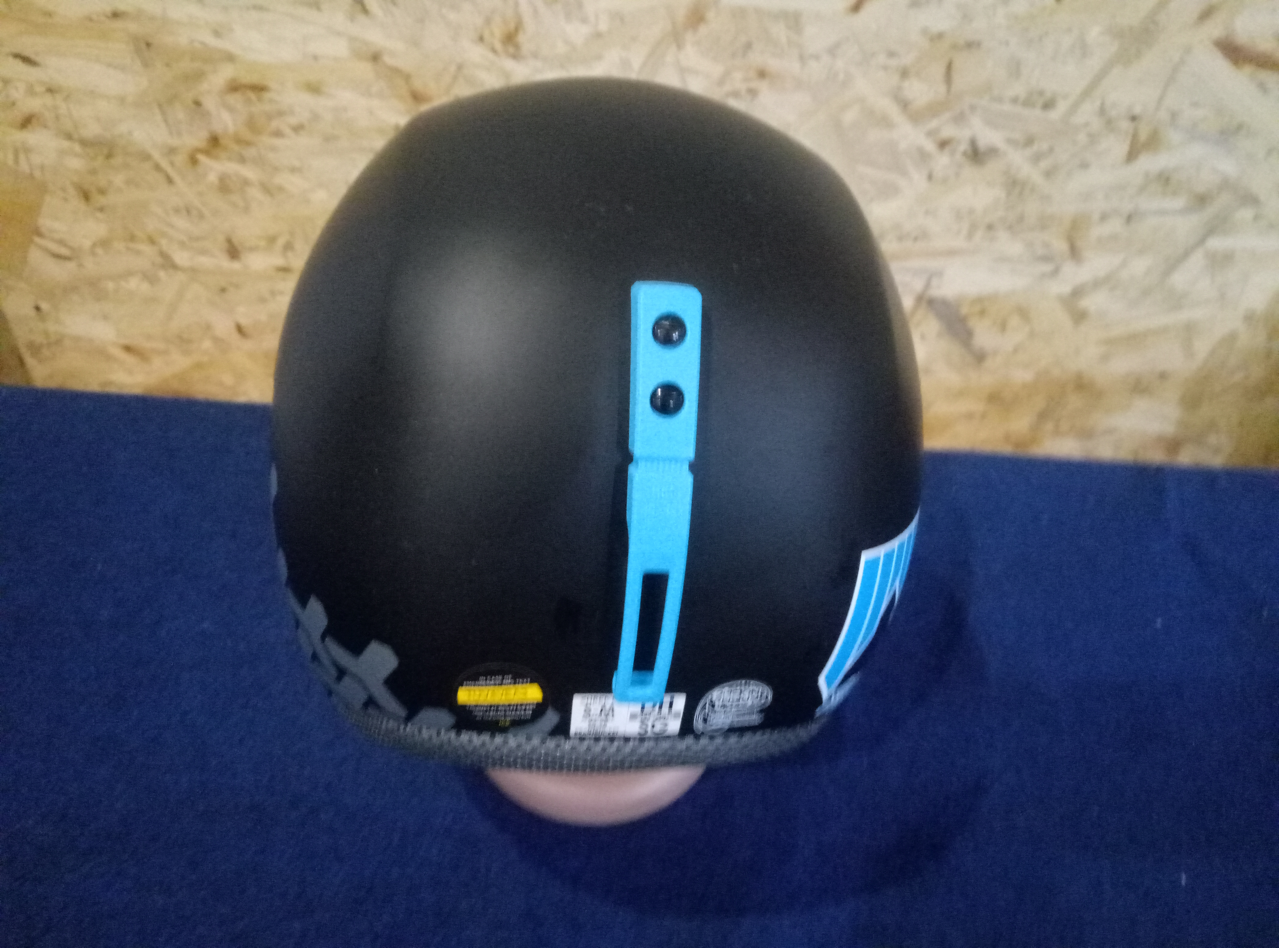 Шлем горнолыжный SHRED cерый