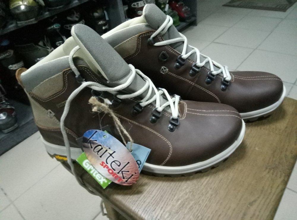 Трекинговые ботинки Кaiteki для города