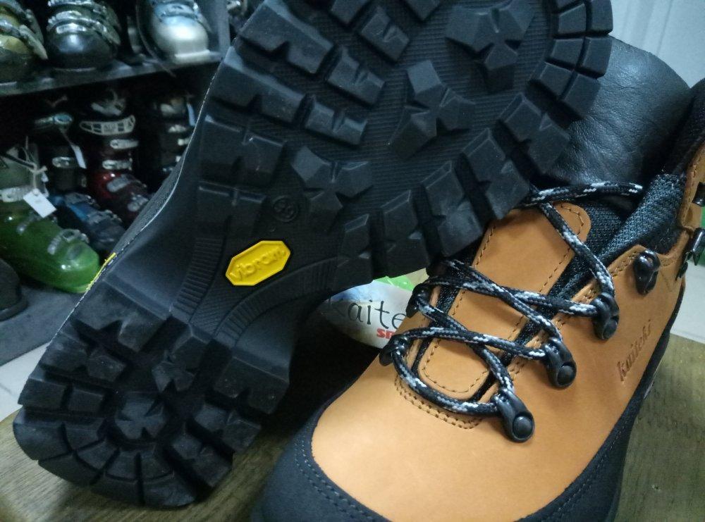 Трекинговые ботинки Kaiteki в наличии