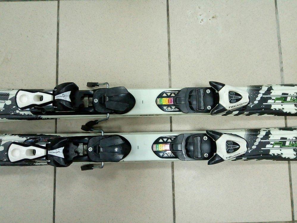 Лыжи Tecno Pro 152