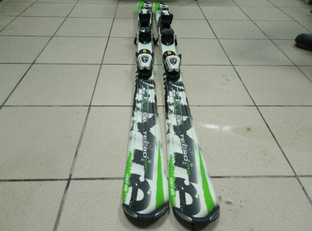 Лыжи Tecno Pro 160