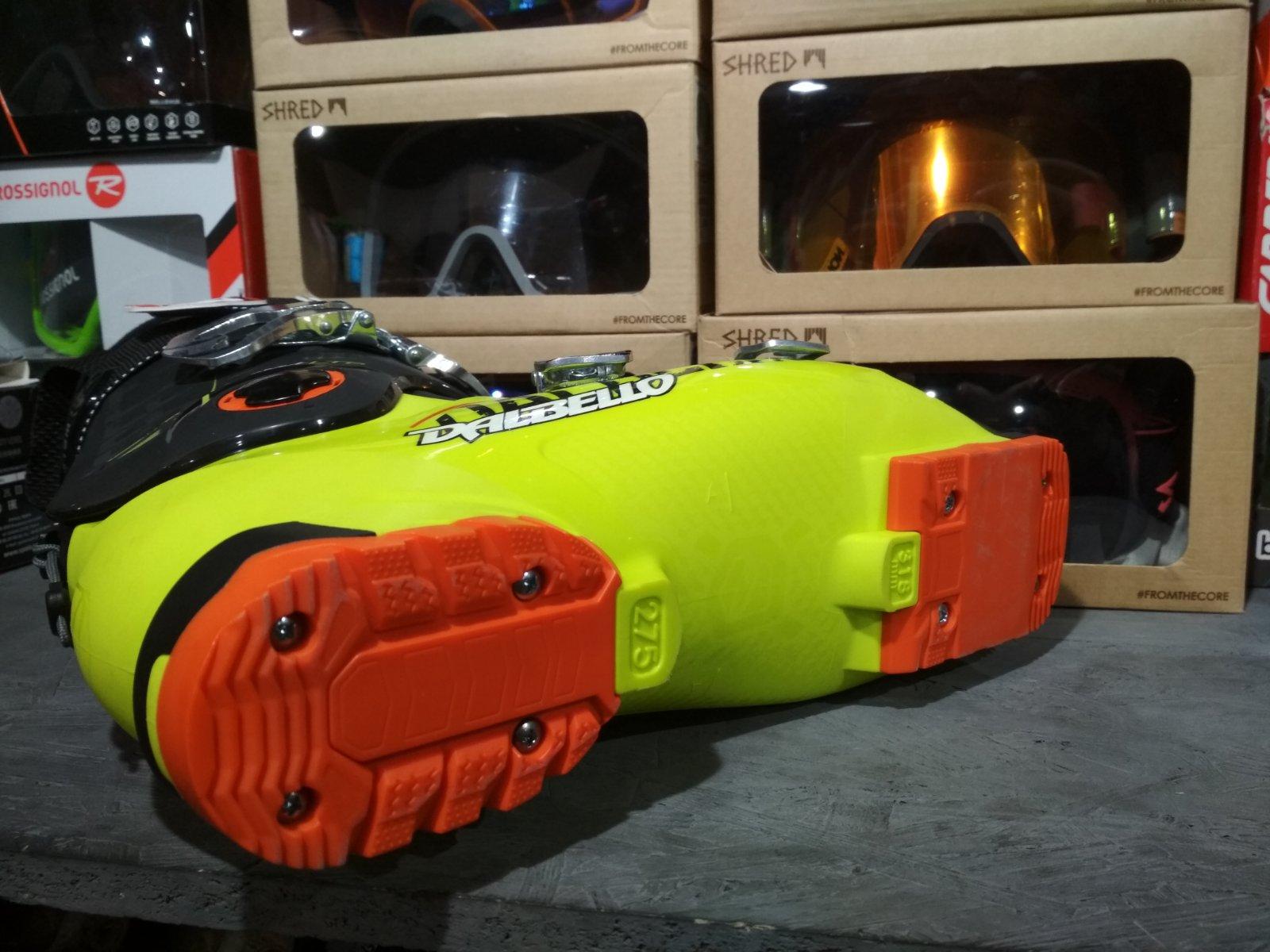 Горнолыжные ботинки Dalbello Aspect LTD 80