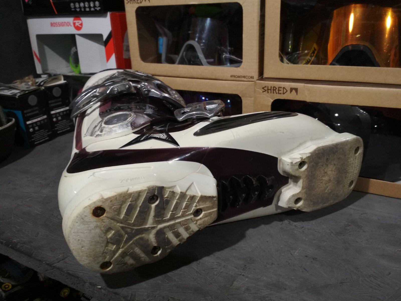 Горнолыжные ботинки Atomic LIVEFIT plus Б/У