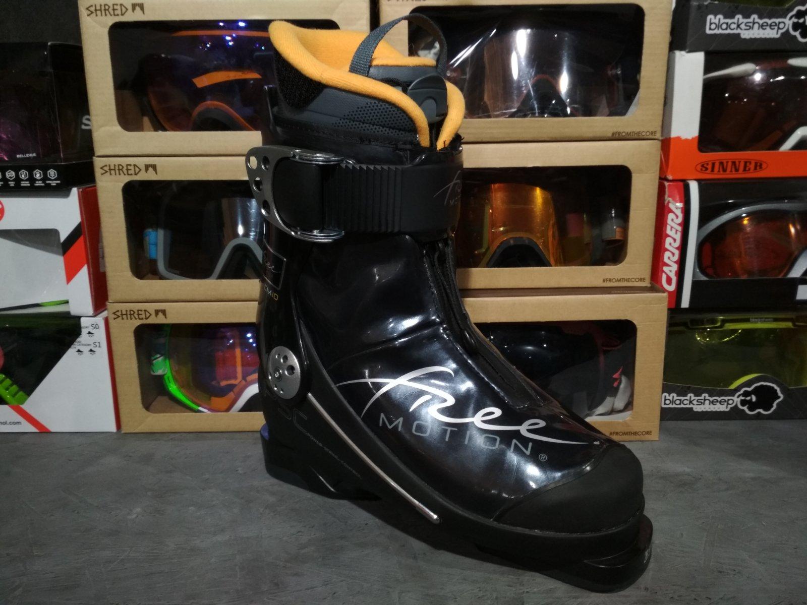 Горнолыжные ботинки Free Motion CL10 ()
