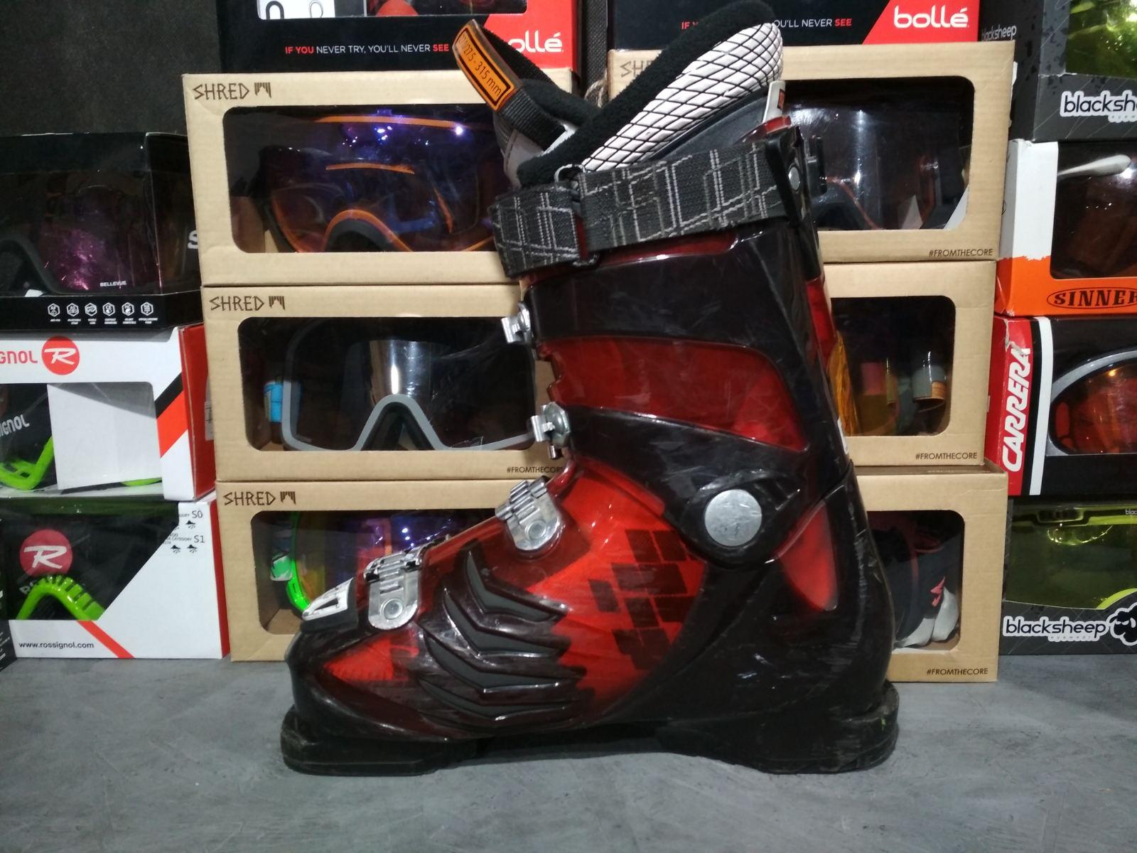Горнолыжные ботинки Atomiс HAWX plus Б/У