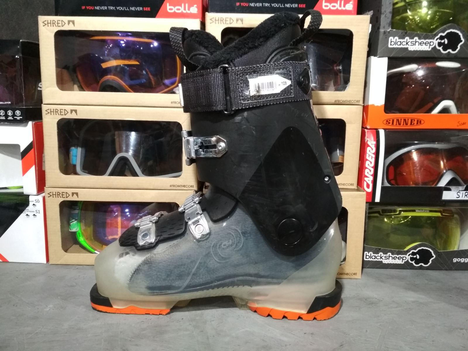 Горнолыжные ботинки Dalbello Jakk Б/У