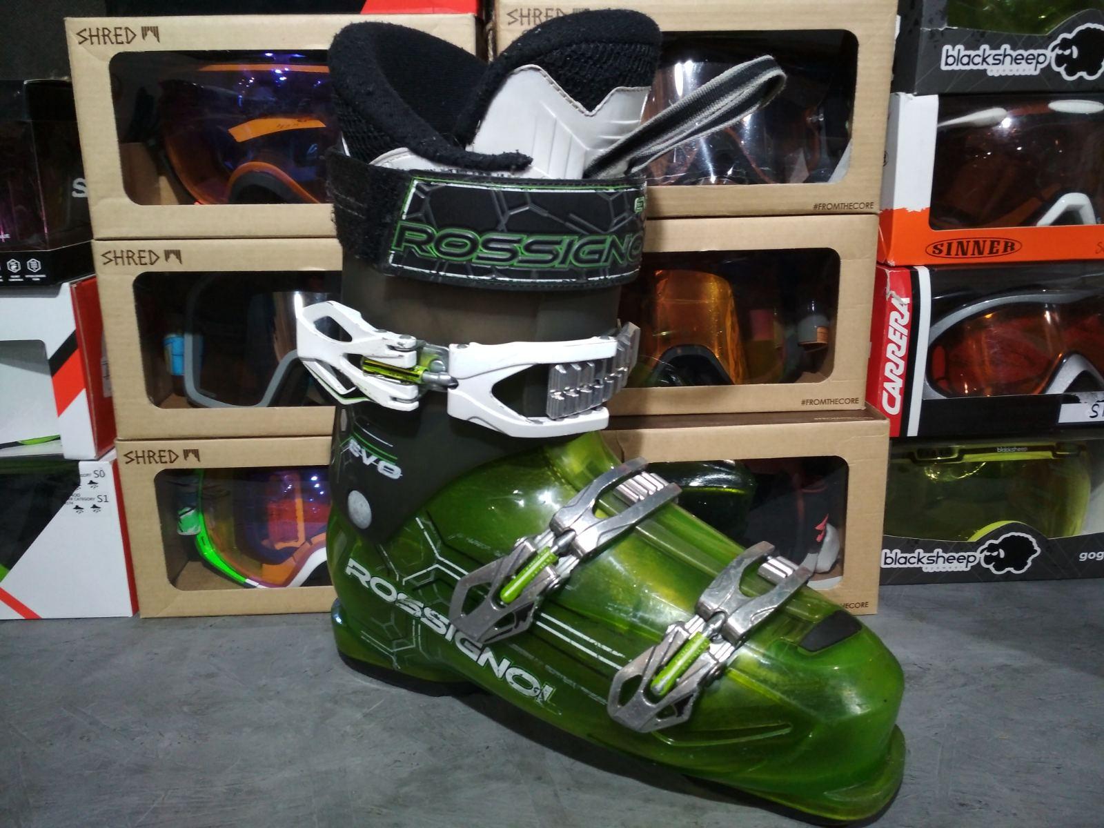 Горнолыжные ботинки Rossignol EVO Б/У