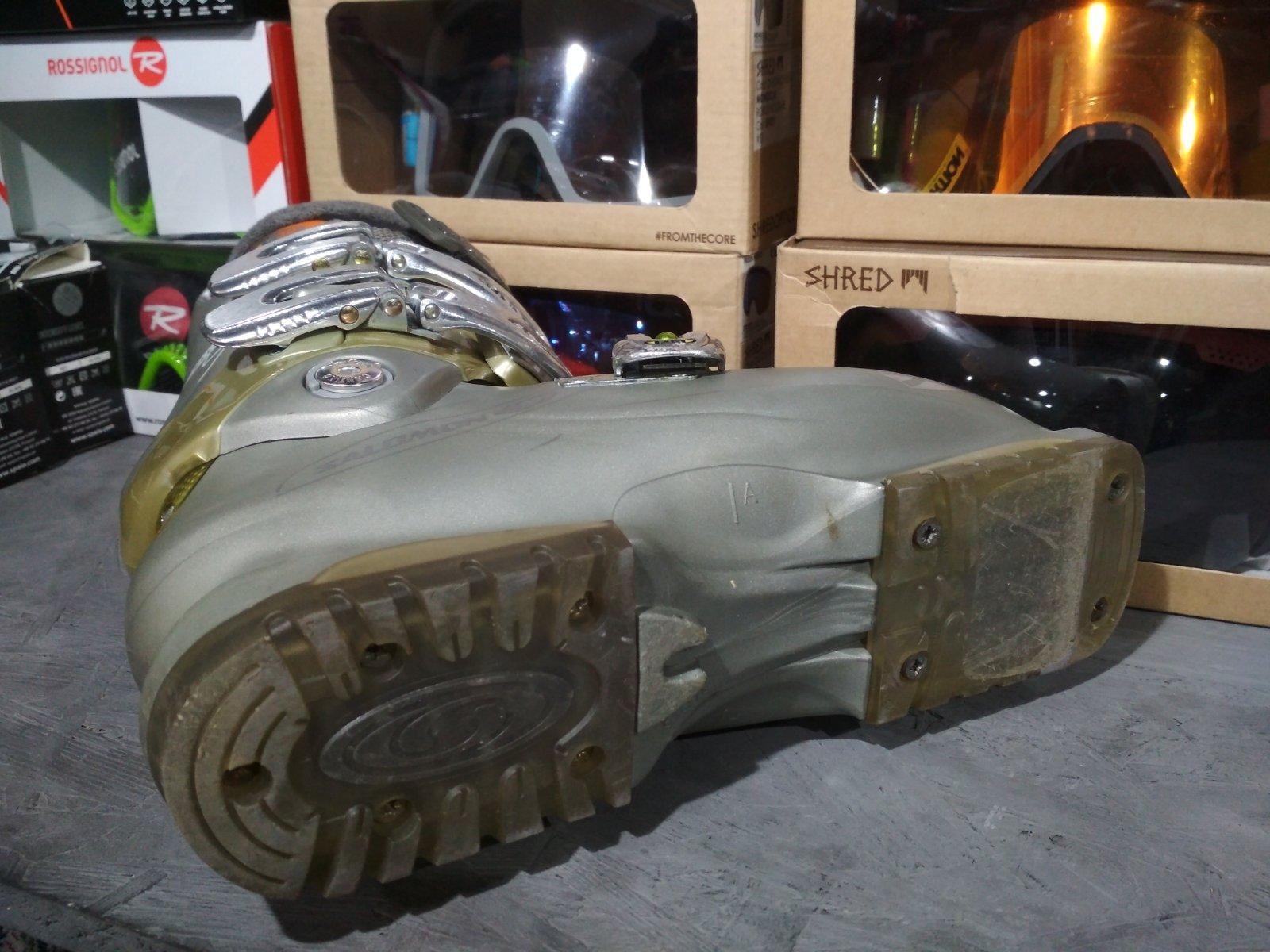 Горнолыжные ботинки Salomon Ellipse 9.0 Б/У