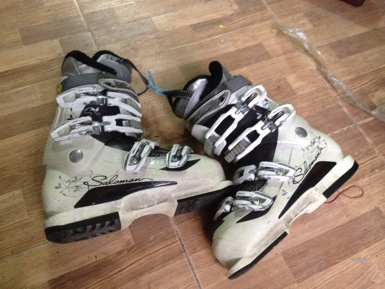 Ботинки лыжные HEAD (б\у)