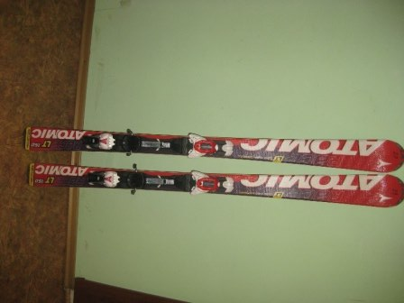 Горные лыжи ATOMIK Race LT150 (б/у)