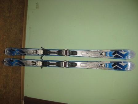 Горные лыжи K2 AMP RX All terrain roker 160 (б/у)