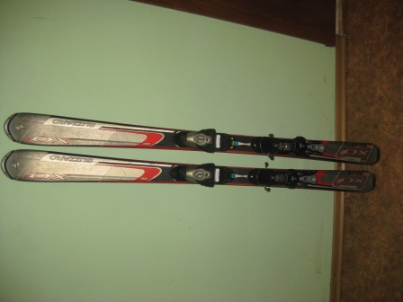 Горные лыжи BLIZZARD XO  143 (б/у)