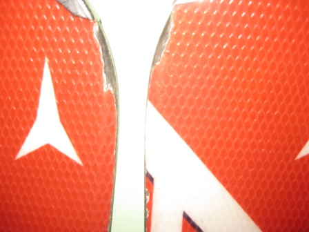 Горные лыжи ATOMIK Race LT158 (б/у)