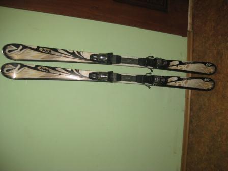 Горные лыжи К2 First luv 156 (б/у)