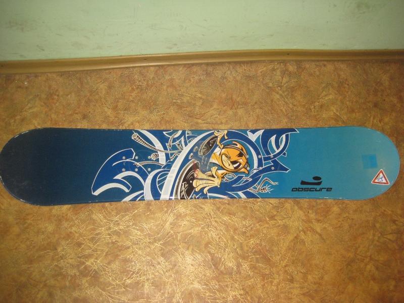 Сноуборд OBSCURE 130 Б/У