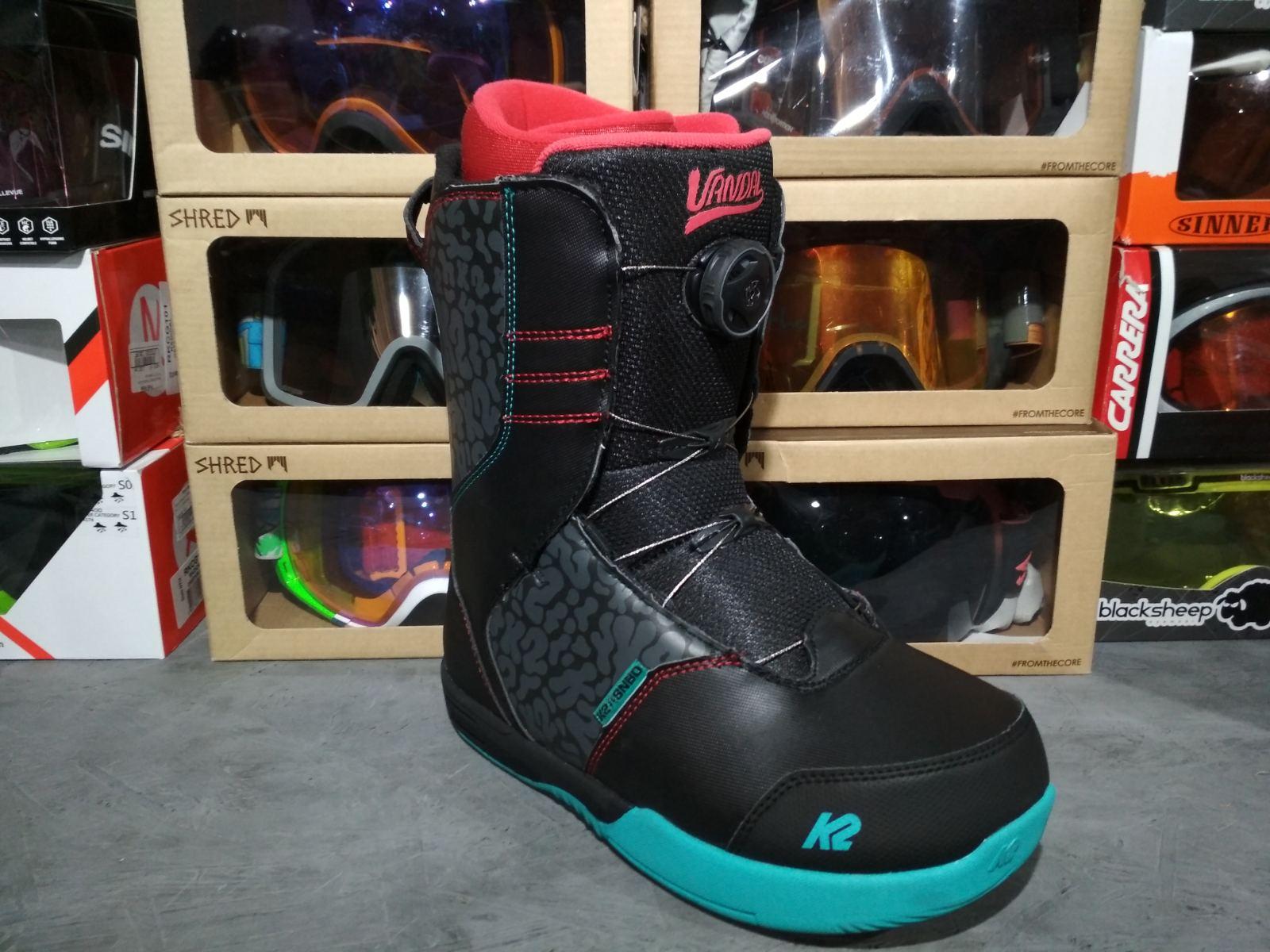 Ботинки сноубордические K2 Vandal
