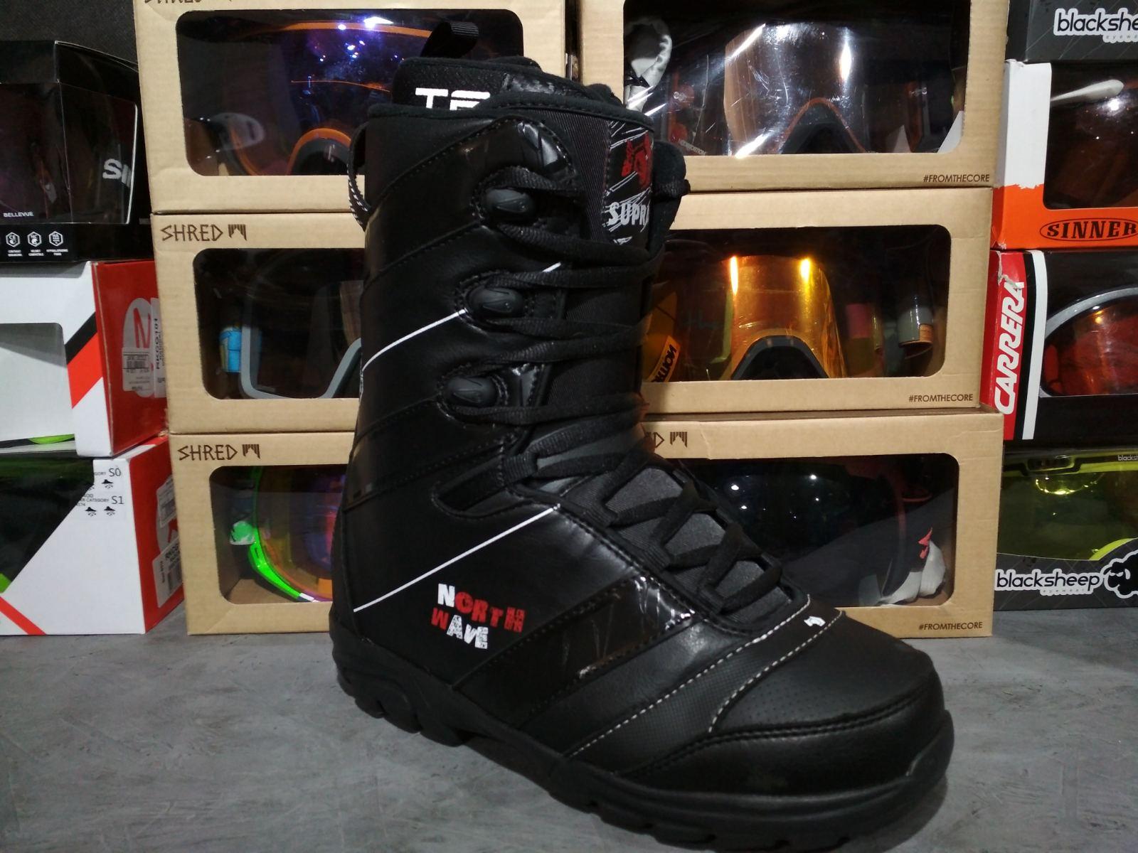 Ботинки сноубордические Northwave Supra