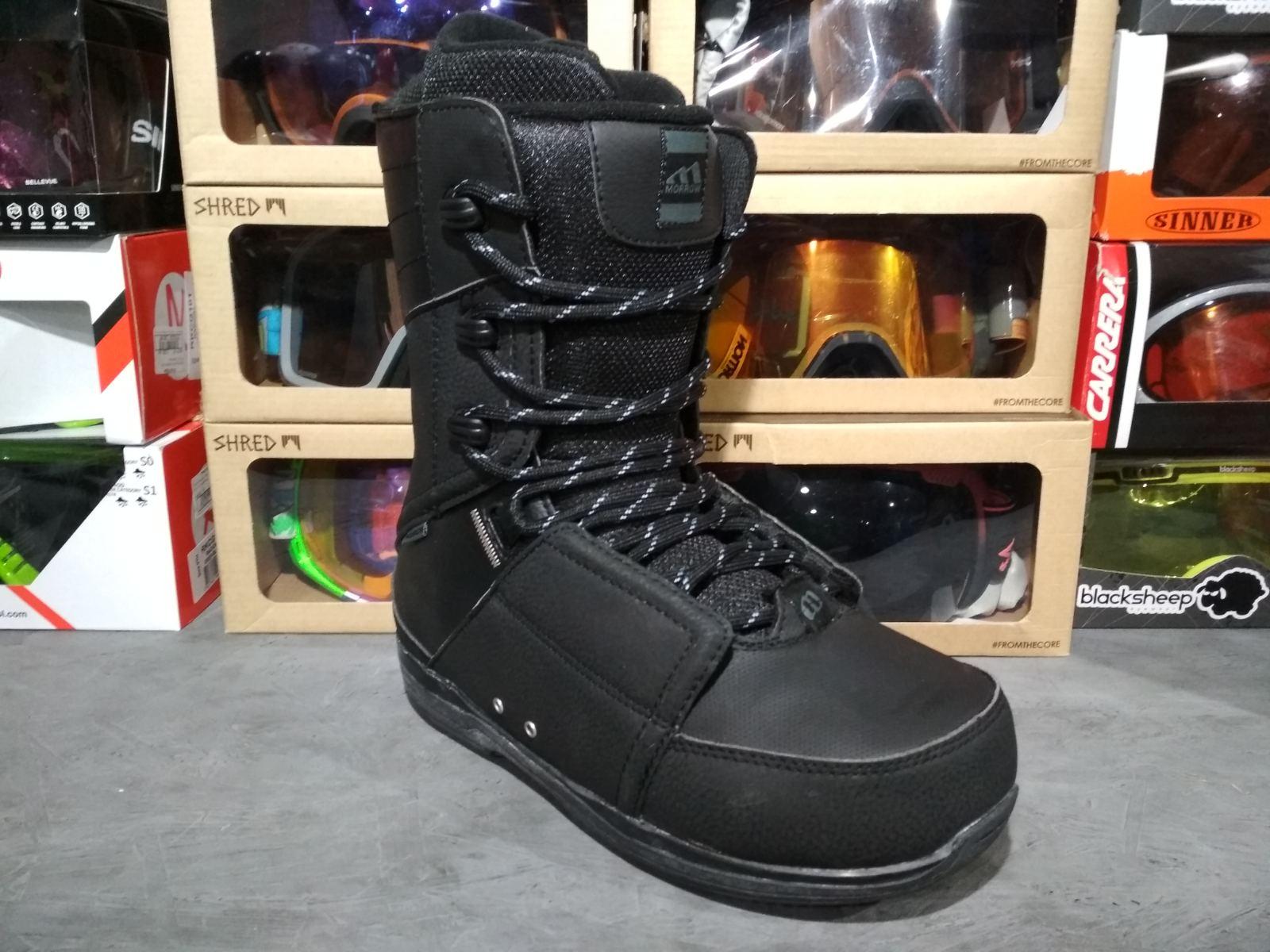 Ботинки сноубордические Morrow Reign Black