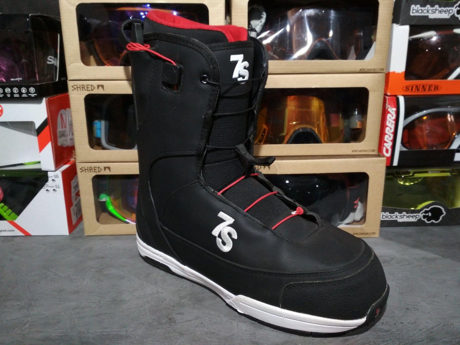 Ботинки сноубордические Seven Summits (7S)