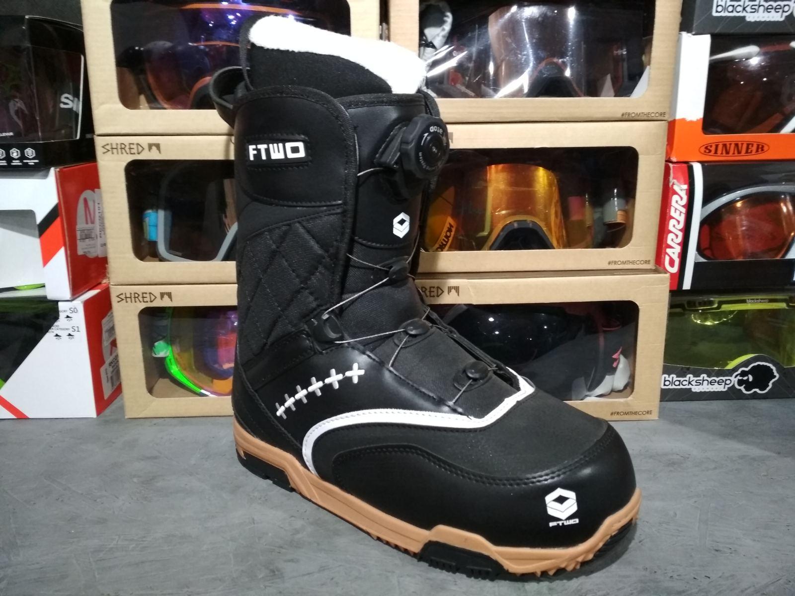 Ботинки сноубордические FTWO