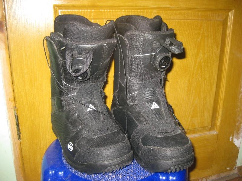 Ботинки  К2 сноубордические