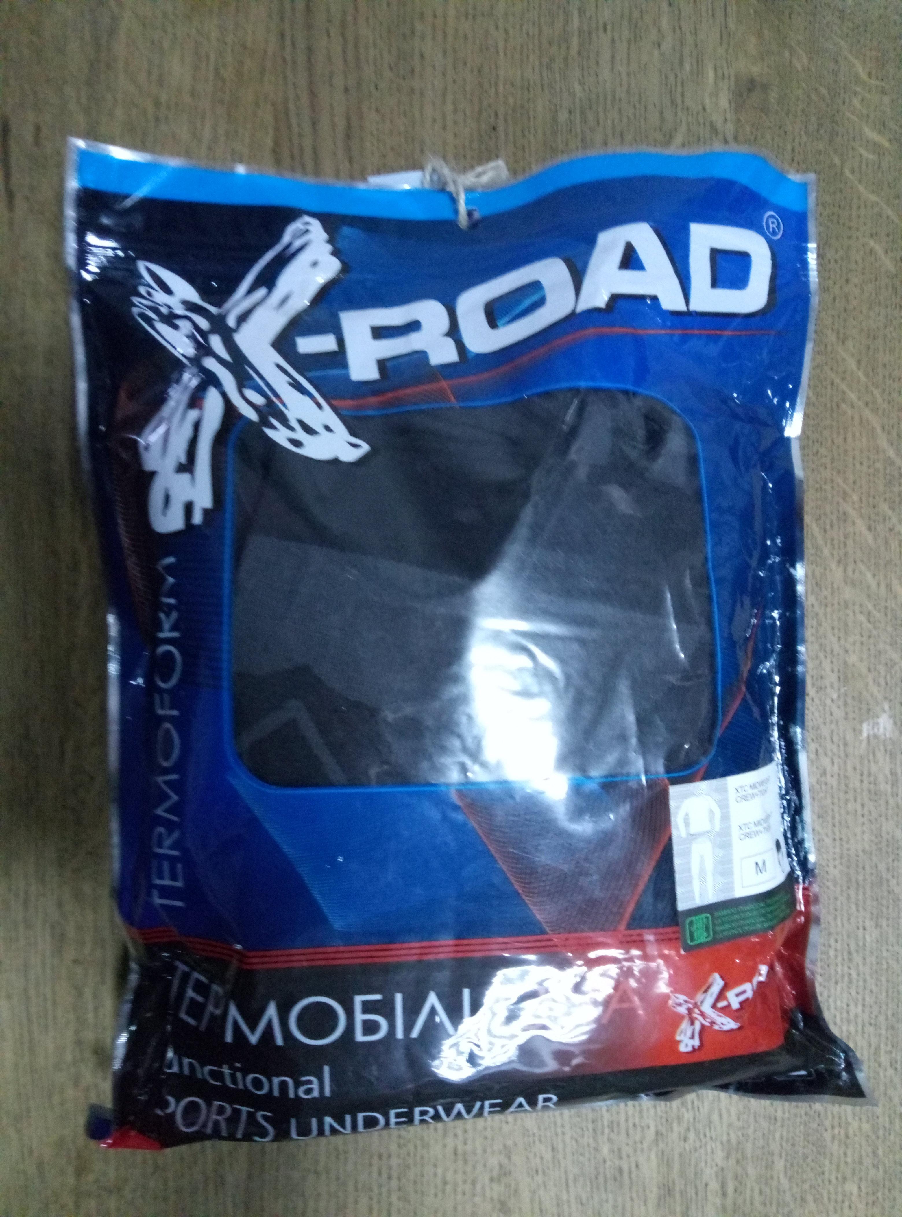 Термобелье X-road