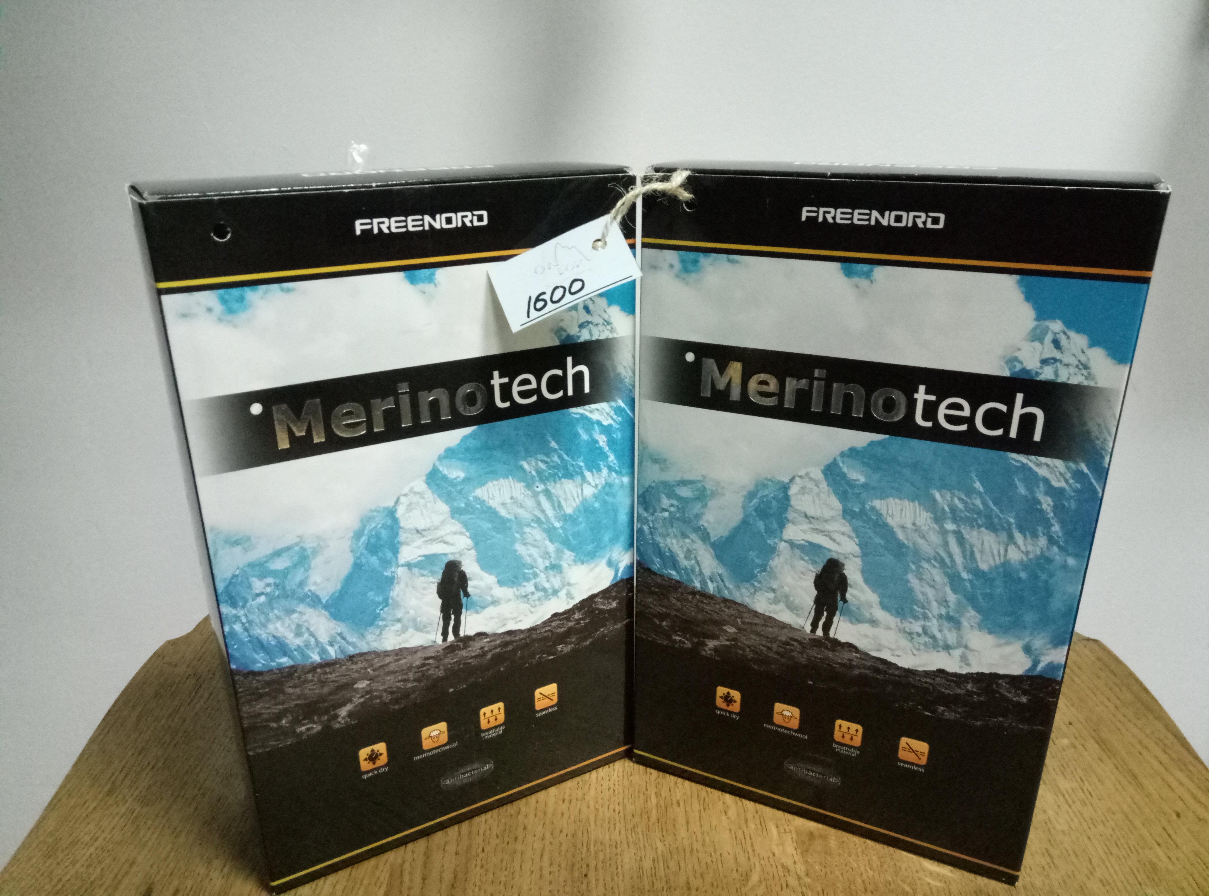 Термобелье Merinotech